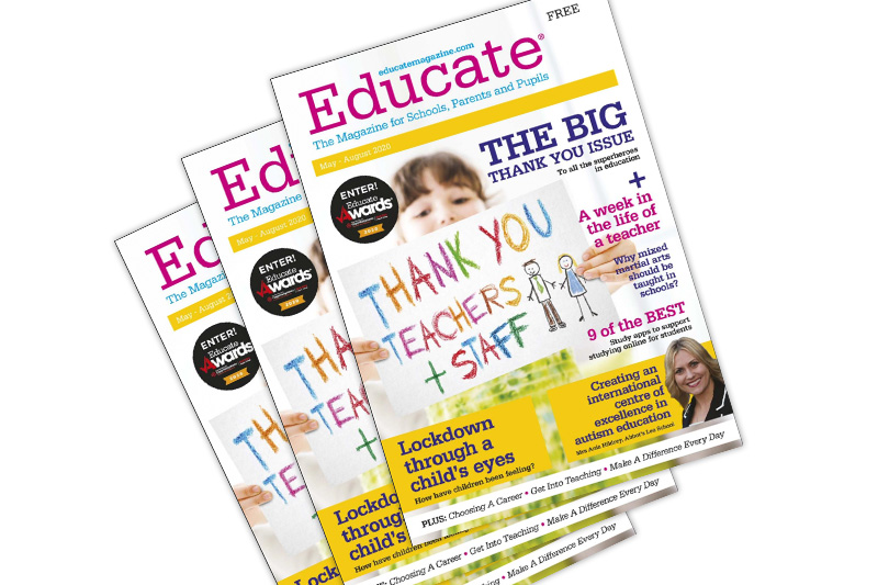 Educate magazine