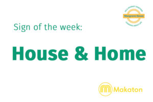 Sign of the week - House and Home