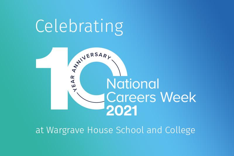 National Careers week positional image